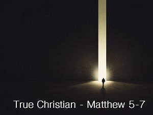 Read more about the article Matthew 7v28-29A True Christian Will Be Affected By The Sermon on The Mount