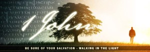 1 John 2v18-23 Walking in Christ