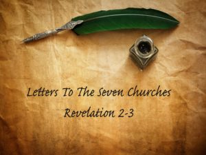 Letters to the 7 Churches of Revelation