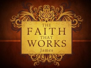 James 2v14-26 Faith without works is dead