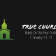 4 truths of a true church