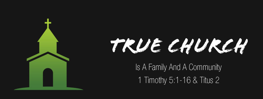 true church is a family image