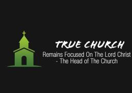 Jesus Christ head of the church