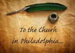 Letter to the Church in Philadelphia - Revelation