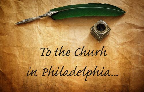 Letter to the Church in Philadelphia - Revelation