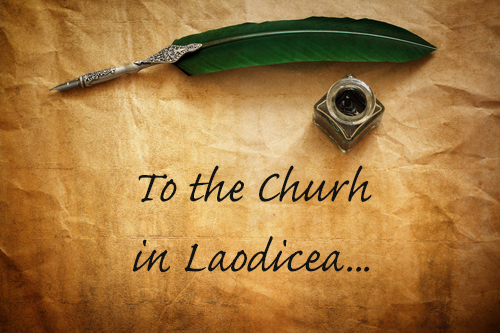 Read more about the article Revelation 3v14-22 The 7 Letters of Revelation – Laodicea