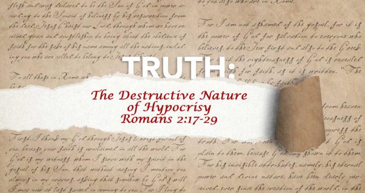 Romans 2:17-29 banner