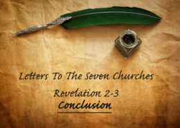 letters to the 7 churches in Revelation