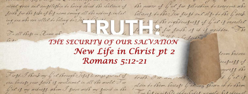Romans 5:18-21 banner