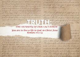 Romans 6:11-14 banner