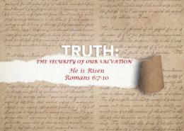 Romans 6:7-10 banner