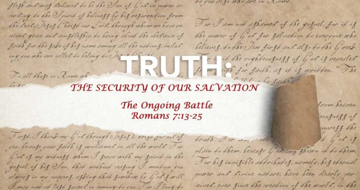 Romans 7:13-25 banner