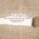 Romans 8:14 banner