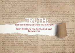 Romans 8:15 banner