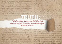 Romans 8:33-34 banner