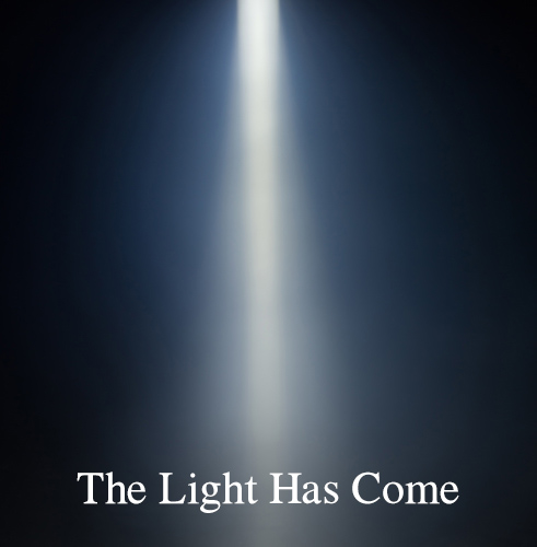 John 1v1-18 The Light Has Come