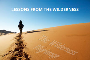 Read more about the article Ephesians 2v1-10 The Wilderness Pilgrimage
