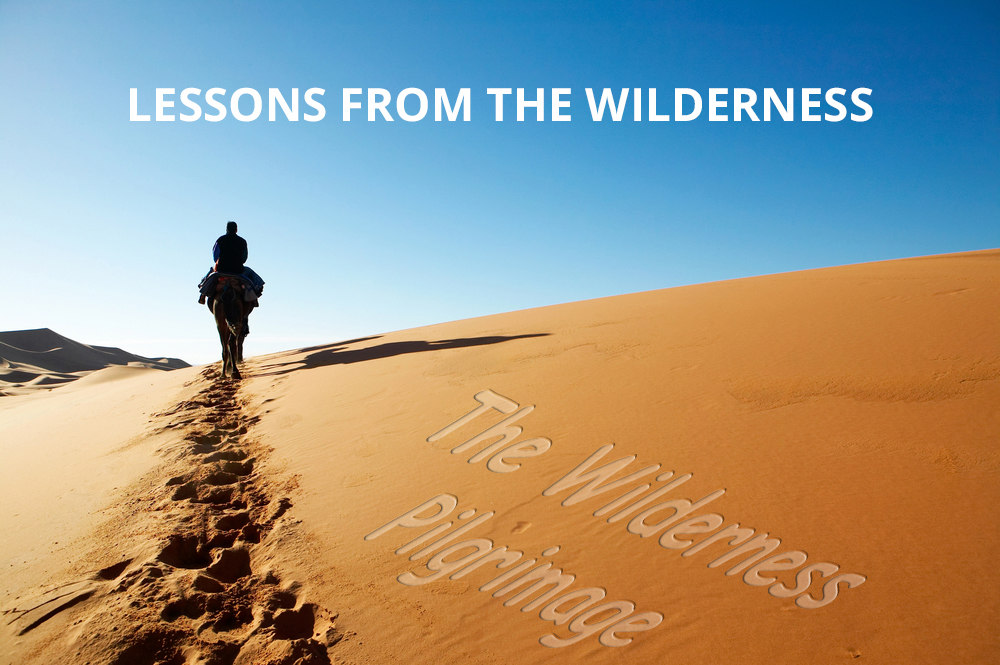 Ephesians 2v1-10 The Wilderness Pilgrimage