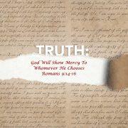 Romans 9:14-16 banner