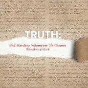Romans 9:17-18 banner