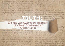 Romans 9.19-21 banner