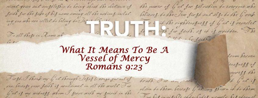 Romans 9:23 banner