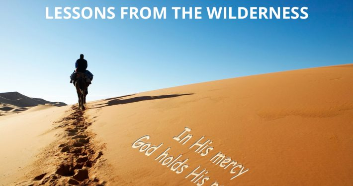 lessons from the wilderness - Numbers 22 - Balaam