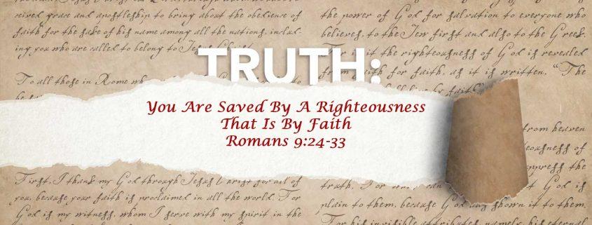 Romans 9:25-33 banner