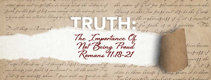 Romans 11:18-21 banner