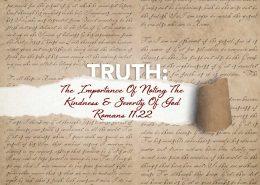 Romans 11:22 banner