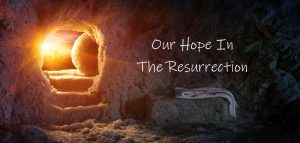 1 peter 1:3-5 banner our hope in the resurrection