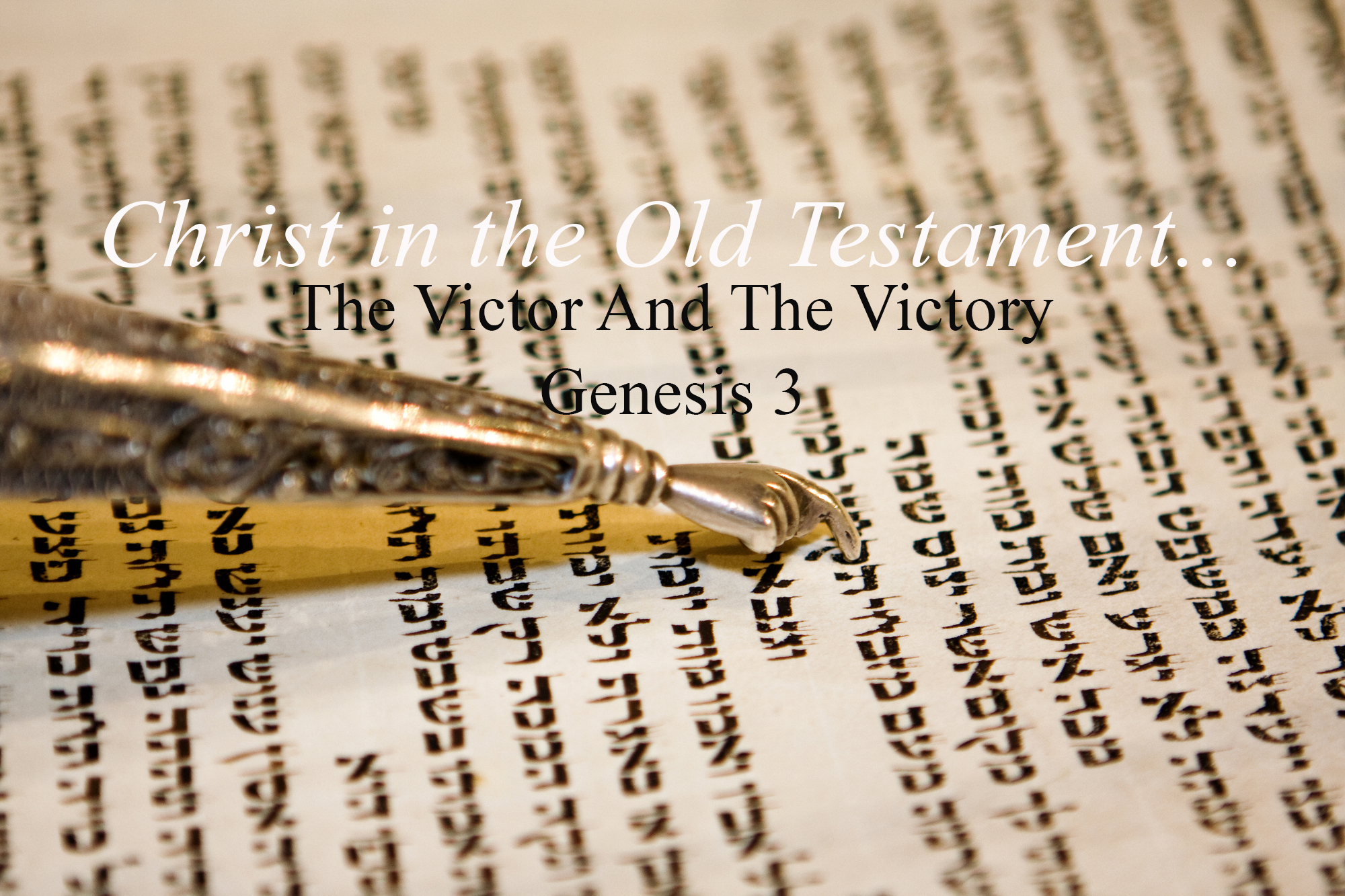 You are currently viewing Genesis 3 The Victor And The Victory