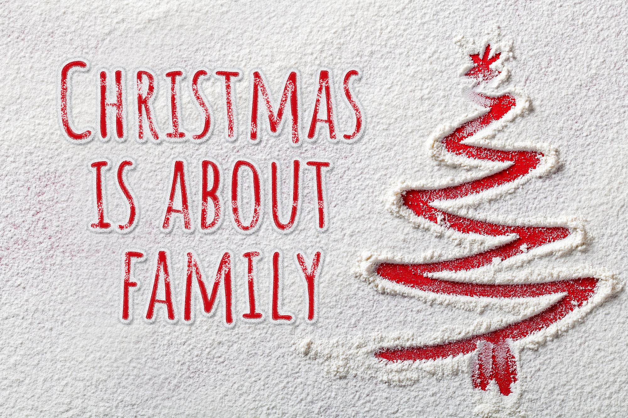 Matthew 1 v 18-25 Christmas Is About Family