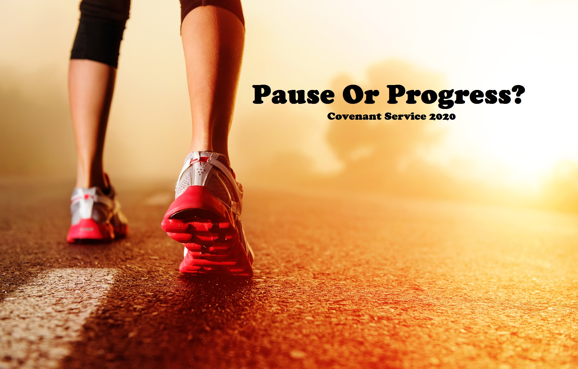Ephesians 4 v 17-32 Pause Or Progress