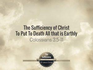 Colossians 3:5-11 banner