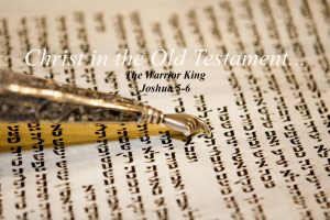 Read more about the article Joshua 5 The Warrior King