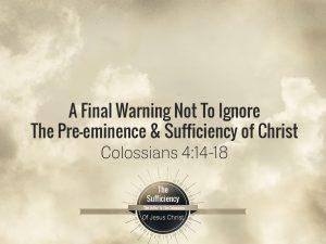 Colossians 4:14-18 banner